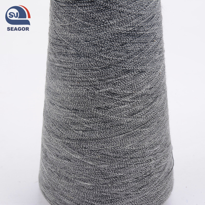 Cheap Whole Cotton Wool Spun Sock Yarn for Sock Cones Knitting Machine